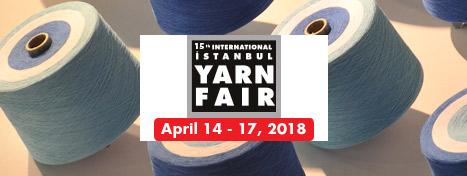 15 Istanbul Yarn Fair 2018